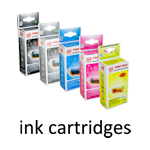 the cartridge family, compatible, epson, ink, cartridges