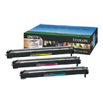 the cartridge family, lexmark, colour, laser, toner