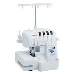 Brother 2504D Overlocker Home Sewing Machine