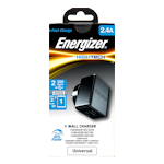 Energizer Wall Charger 2.4A with 2 x USB Ports