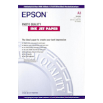 Epson S041068 Photo Quality Matte Paper A3 100 Sheets 102gsm