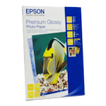 Epson S041287 Premium Glossy Photo Paper A4 20 Sheets 255gsm