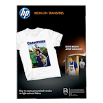HP C6065A Iron-On Transfers A4 10 sheets 170gsm