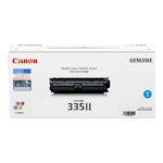 Canon CART-335CL Cyan Toner Cartridge (Up to 7,400 pages)
