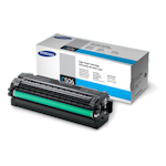 Samsung CLT-C506L Cyan Toner Cartridge High Yield (Up to 3,500 pages)(Part# SU040A)