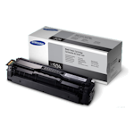 Samsung CLT-K504S Black Toner Cartridge (Up to 2,500 pages)(Part# SU160A)