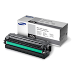Samsung CLT-K506L Black Toner Cartridge High Yield (Up to 6,000 pages)(Part# SU173A)