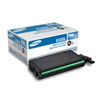 Samsung CLT-K508L Black Toner Cartridge High Yield (Up to 5,000 pages)(Part# SU191A)