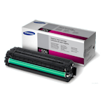 Samsung CLT-M504S Magenta Toner Cartridge (Up to 1,800 pages)(Part# SU294A)