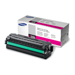 Samsung CLT-M506L Magenta Toner Cartridge High Yield (Up to 3,500 pages)(Part# SU307A)