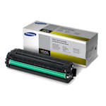 Samsung CLT-Y504S Yellow Toner Cartridge (Up to 1,800 pages)(Part# SU504A)