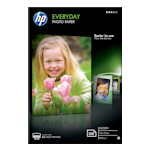 HP CR757A Everyday Glossy Photo Paper 4x6 100 Sheets 200gsm