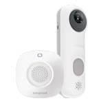Smanos DB-30 Smart Video Doorbell & Chime Kit