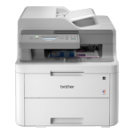 Brother DCP-L3551CDW A4 Colour Laser Printer 18/18ppm