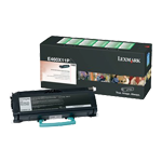 Lexmark 460X E460X11P Toner Cartridge High Yield (Up to 15,000 pages)