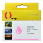 HP No 02 C8775WA Light Magenta Ink Cartridge (Up to 350 pages)(Generic compatible GC8775WA)