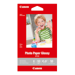 Canon GP-7014X6-50 Glossy Photo Paper 4x6 50 Sheets 200gsm