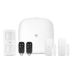 Chuango H4-LTE Smart Home Alarm System Kit