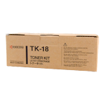 Kyocera TK-18 Toner Kit (Up to 7,200 pages)(Part# 1T02FM0AS0)
