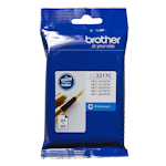 Brother LC-3317C Cyan Ink Cartridge (Up to 550 pages)