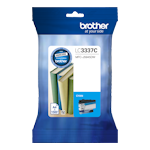 Brother LC-3337C Cyan Ink Cartridge High Yield (Up to 1,500 pages)