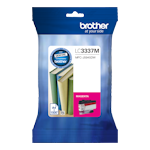 Brother LC-3337M Magenta Ink Cartridge High Yield (Up to 1,500 pages)