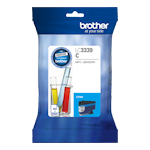Brother LC-3339XLC Cyan Ink Cartridge Super High Yield (Up to 5,000 pages)