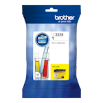 Brother LC-3339XLY Yellow Ink Cartridge Super High Yield (Up to 5,000 pages)