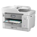Brother MFC-J5945DW A4 Multifunction Inkjet Printer 35/27ppm