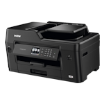 Brother MFC-J6530DW A3 Multifunction Inkjet Printer 35/27ppm