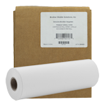Brother PA-R-411B Mobile Thermal Continuous Paper Roll A4 x 15m (App 50 Sheets each) - 6 Pack