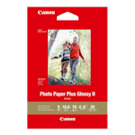 Canon PP-3014X6-20 Photo Paper Plus Glossy II 6x4 20 Sheets 265gsm