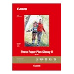 Canon PP-301A3 Photo Paper Plus Glossy II A3 20 Sheets 265gsm