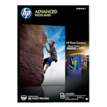 HP Q5456A Advanced Glossy Photo Paper A4 25 sheets 250gsm