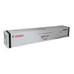 Canon TG-51 (NPG-51, GPR-35) Copier Toner (Up to 14,600 pages)