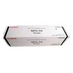 Canon TG-54 (NPG-54, GPR-38) Copier Toner (Up to 56,000 pages)
