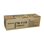 Kyocera TK-1119 Toner Kit (Up to 1,600 pages)(Part# 1T02M50AS0)