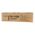 Kyocera TK-1129 Toner Kit (Up to 2,100 pages)(Part# 1T02M70AS0)