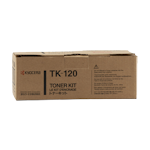 Kyocera TK-120 Toner Kit (Up to 7,200 pages)(Part# 1T02G60AS0)