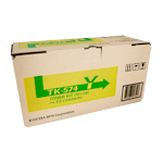 Kyocera TK-574Y Yellow Toner Kit (Up to 12,000 pages)(Part# 1T02HGAAS0)