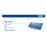 Brother TN-3425 Toner Cartridge High Yield (Up to 8,000 pages)