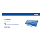 Brother TN-3465 Toner Cartridge Super High Yield (Up to 12,000 pages)